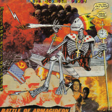 Mr. Lee Scratch Perry And The Upsetters* – Battle Of Armagideon  CD Sehr Gut