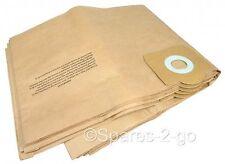 10 Bags PNTS 1250/9 For PARKSIDE LIDL Vacuum Cleaner BAG