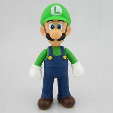 New Super Mario Brothers Bros. Luigi Action Figures figurines 5 inch Nintendo