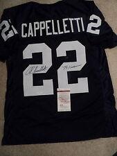 John Cappelletti signed Penn State jersey, JSA, '73 Heisman