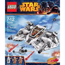 LEGO Star Wars Snowspeeder 75049 NEW, Factory Sealed MINT IN BOX !
