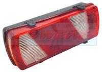 ASPOCK ECOFLEX REAR LEFT HAND COMBINATION TAIL LIGHT LAMP TRUCK LORRY TRAILER