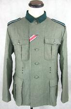WWII German M36 EM Soldier Wool Field Tunic Jacket