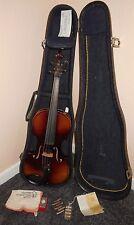 Antonius Stradivarius Cremonenfis Faciebat Anno 17 Violin 3/4