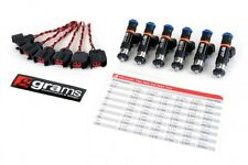 GRAMS Fuel Injector Kit 550cc for 03-06 Nissan 350Z/Infiniti G35 VQ35DE