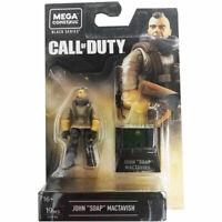 MEGA Construx - Call of Duty Black Series Micro Figure - JOHN 'SOAP' MCTAVISH