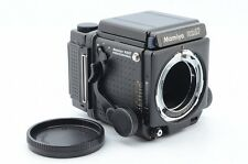MAMIYA RZ67 Pro film Camera Body w/120 Film Back From Japan #818