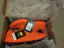 New Mens Arcteryx Norvan SL Trail Running Shoes Size 9.5 Color Tangent/Infrared