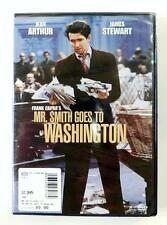 Mr. Smith Goes To Washington (Dvd, 2008, Remastered / Repackaged) ~ New/Sealed