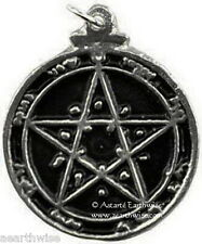 SECOND 2ND PENTACLE OF VENUS AMULET Wicca Pagan Witch Goth GRACE & HONOUR