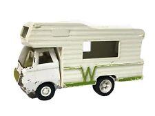 "Vintage TONKA Winnebago RV Motor Home Camper Truck 1970s  6"""