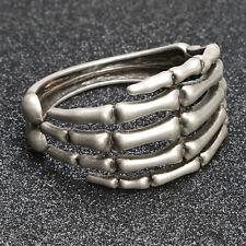 Skeleton Hand Bracelet - Skeleton Cuff Bracelet - Skeleton Bracelet - Halloween