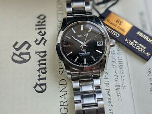 Grand Seiko SBGR053 Automatic Full Set 9S65 w/ Box+Papers Discontinued