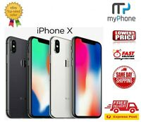 Apple iPhone X 10 64 / 256GB Space Grey / Silver Unlocked [AU Seller] Free Exprs