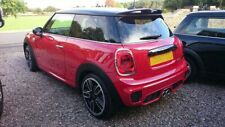 For Mini Cooper F56 FRP Rear Tail Roof Spoiler Wing Bodykits