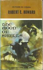 The Moon Of Skulls - Robert Howard - Solomon Kane Pulp Adventures - Uk Edition