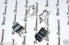 "20pcs - BUSS  10mm (13/32"") Dip PCB Fuse Clip Holder - BK/1A3400-09"