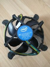 Intel heat sink and fan suitable for i7 CPU E97378-001 socket LGA1150