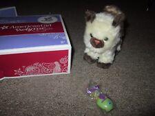 "Authentic 18"" American Girl Doll Himalayan Kitten Nib New pet cat"