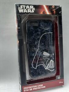 Disney Star Wars Darth Vader Iphone 6  Protective Hard Case disney RARE