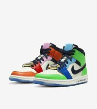 Air Jordan 1 Mid - Fearless - Melody Ehsani - Size: 11W / 9M - RARE [SOLD OUT]