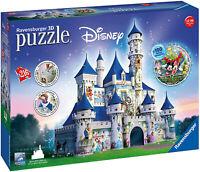 Ravensburger 3D Jigsaw Puzzle Disney PLEASE READ DESCRIPTION