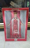 2000 Collector Edition Barbie Doll #27409 NRFB NIB
