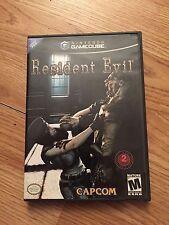Resident Evil Nintendo GameCube Game NGC Mint Disks Complete Nice BA2