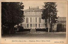 CPA  Draveil (Seine-et-Oise) - Champrosay, Maison d'Alphonse Daudet     (290480)