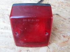 Suzuki DR 800 650 750 Rücklicht Fassung Kappe taillight rear light Lampe hinten