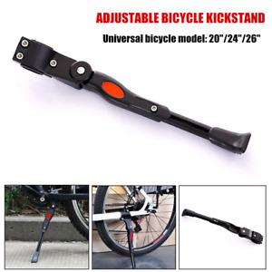 "Mountain Bike Rear Kickstand Holder Side Stand Support Leg Universal 20""/24""/26"""