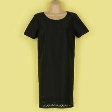 New Look Crew Neck Short Sleeve Tunic Dresses for Women