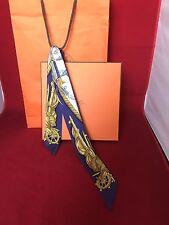Hermes Twilly Scarf Silk