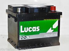 SEAT, SKODA, VOLKSWAGEN (VW) Car Battery TYPE 063 - Lucas LP063