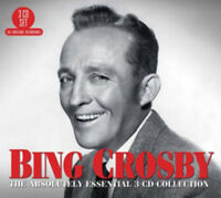 Bing Crosby : The Absolutely Essential 3 CD Collection CD 3 discs (2012)
