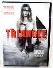 2D DVD TRIANGLE Ocean Setting Horror Film Melissa George Michael Dorman