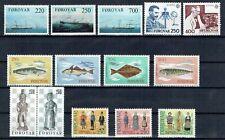 Faroer 1983  Mi  nr 79 - 92 Foroya Fa nr 81 - 94 (d8)