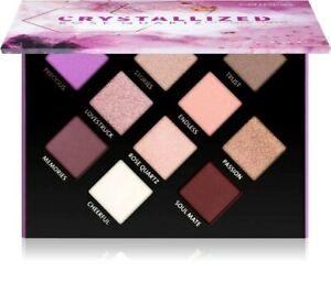 CATRICE Crystalised 10 Colour Eyeshadow Palette - Crystallized Rose Quartz NEW!