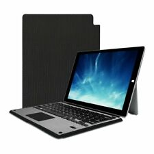 For Microsoft Surface Pro 3 4 5 Smart Bluetooth Keyboard Touchpad+Case Cover G6