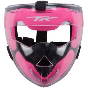 Tk Total Three 3.1 Players Hockey Mask - Pink