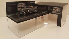 Minichamps - Mercedes Benz 770 K Cabriolet 1931 Kaiser Wilhem II (1/43)