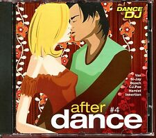 AFTER DANCE #4 - DANCE DJ - CD COMPILATION [2127]