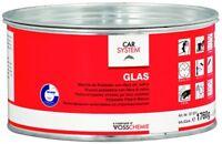 CarSystem Glasfaser Spachtel inkl.Härter 1,8 Kg