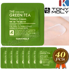 TONYMOLY The Chok Chok Pure Green Tea Watery Cream 40pcs Moisturizer Cream