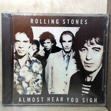 The Rolling Stones - Almost Hear You Sigh (Single) (Promo CD, 1989) SEALED 6811