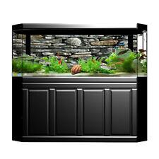 3D Aquarium Background   Tank Backdrop Static Cling Wallpaper Sticker B