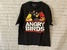 Angry Birds Unisex T Shirt Size XL