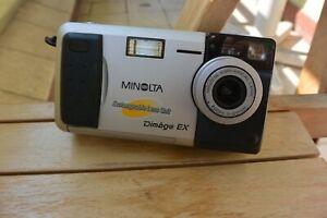Minolta Dimage EX