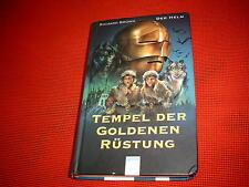 Der Helm - Tempel der goldenen Rüstung, von Richard Brown, 9-12 Jahre