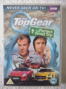27645 DVD - BBC Top Gear The Perfect Road Trip [NEW / SEALED]  2013  2EDVD0820